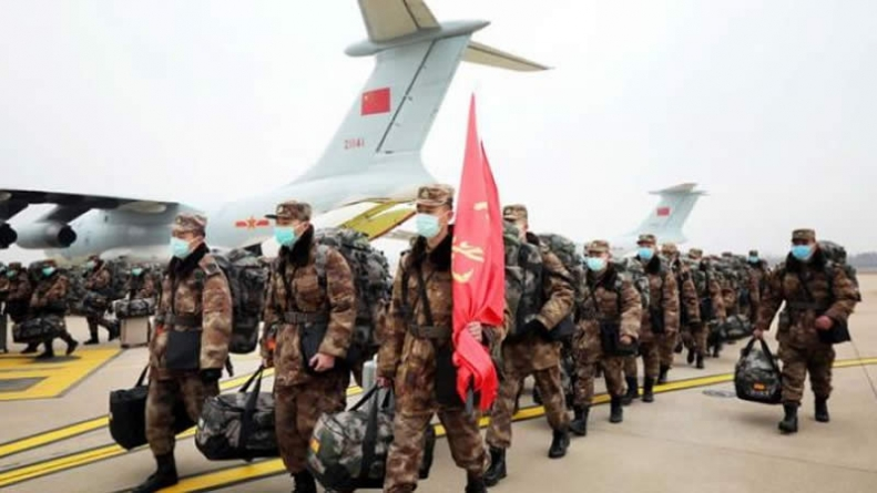 China can Make India Suffer 'severe' Military Losses: report