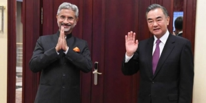 India and China to 'quickly disengage' from Border Standoff