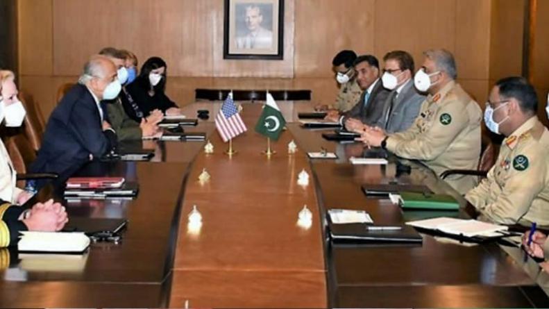 Pakistan's Efforts Made Afghan talks Possible, says Bajwa