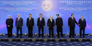 SCO can become critical forum for regional prosperity