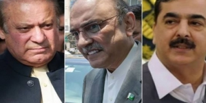 Zardari Indicted, Nawaz Declared Proclaimed Offender in Toshakhana Reference