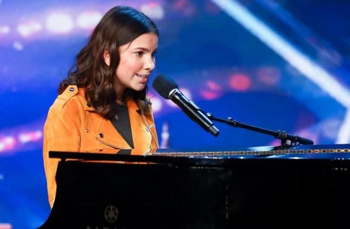 Sirine Jahangir Becomes first British-Pakistani to Reach 'Britain's Got Talent' Semi-finals