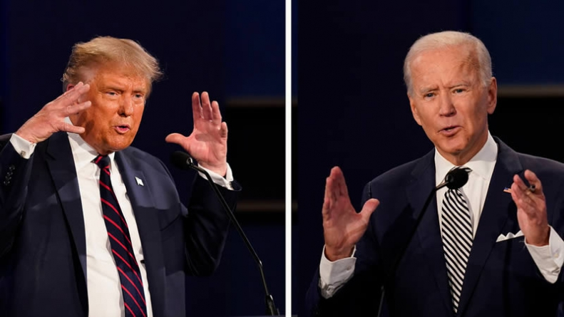 US Election: Rules on Debates to Change after Trump-Biden Spat