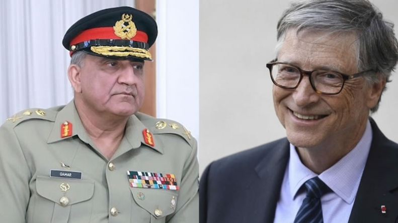 Bill Gates Acknowledges Pakistan's Efforts in Managing Pandemic