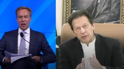 Prime Minister Imran Khan Speaks with Global CEO's on Strategic Priorities in Post-Pandemic Era