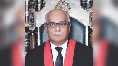 Peshawar High Court Chief Justice Waqar Ahmad Seth dies of Covid-19
