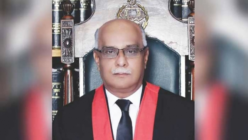 Peshawar High Court Chief Justice Waqar Ahmad Seth dies of Covid-19