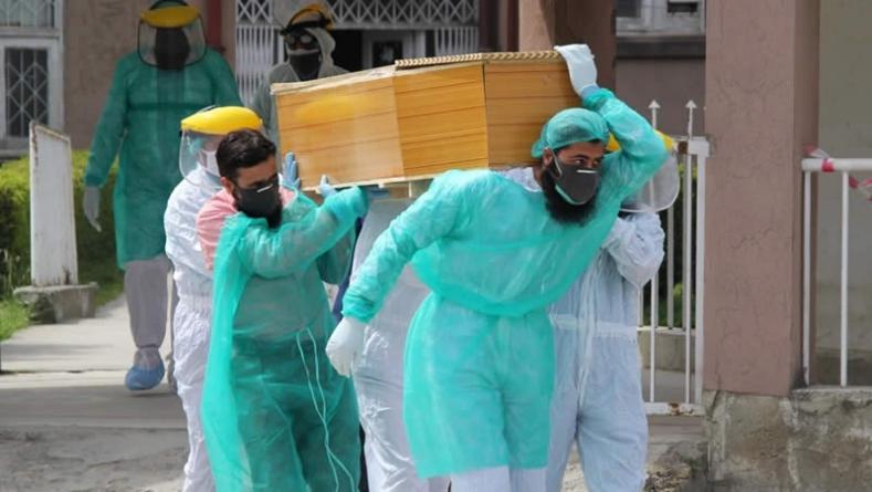 Pakistan's Coronavirus Death Toll Crosses 10,000 Mark