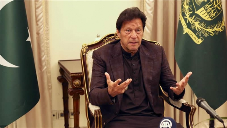 Nawaz Sharif Committed 'High Treason' at Behest of India: PM