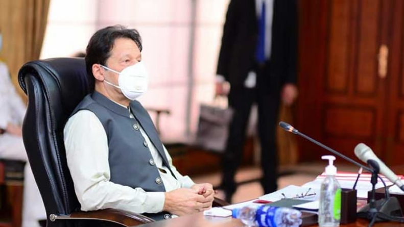 PM Imran Khan Stresses need for Lasting Peace in Afghanistan