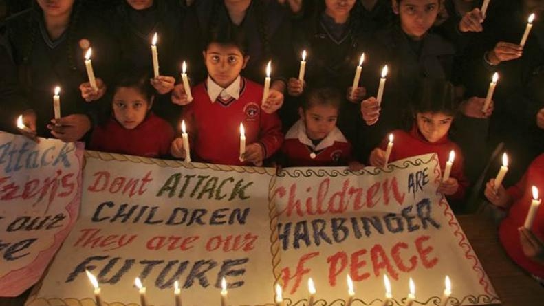 APS Attack United Pakistan to Fight Terrorism