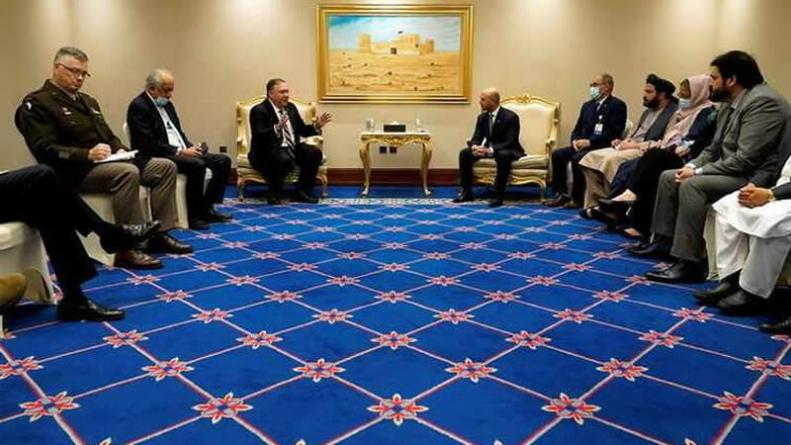 Afghan Govt, Taliban Announce Breakthrough Deal to Pursue Peace Talks