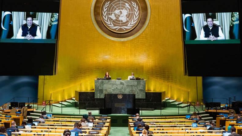PM Imran Khan to address UN summit on Covid response