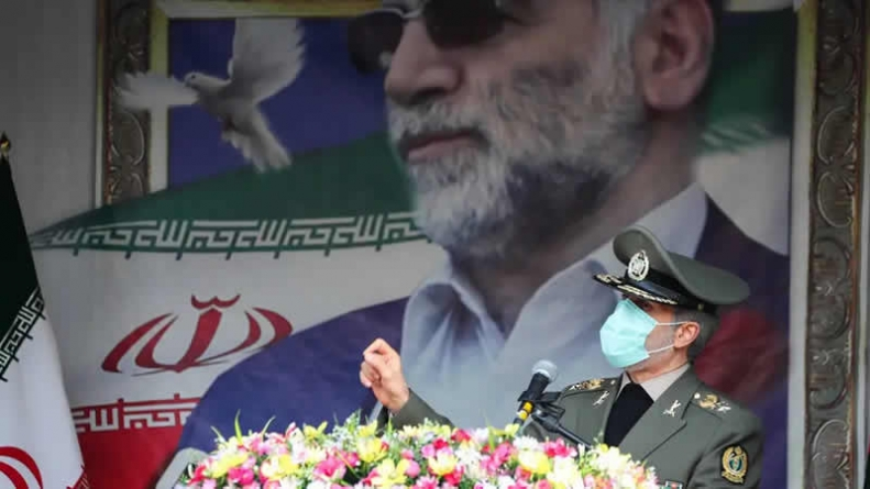 Scientist killed by remote-controlled machine gun, says Iranian official