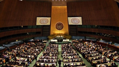 UNGA adopts Pakistan-Sponsored Resolution on Self-determination
