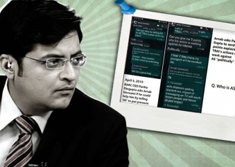 Pakistan Vindicated by Arnab Goswami Chats: Foreign Office