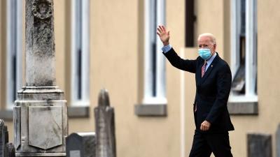 Joe Biden to Reverse Trump's Muslim Ban on Inauguration Day