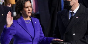 Kamala Harris Breaks Barriers as America's Vice President