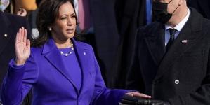 Kamala Harris Breaks Barriers as America's Vice President