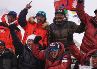Pakistan felicitates Nepalese climbers on first Winter K2 Ascent