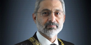 Chief Justice forms Full Bench on Justice Isa Review Petition