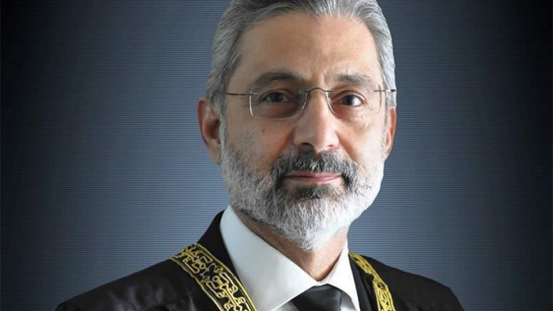 Justice Qazi Faez Isa's Mobile Phone Hacked: Supreme Court