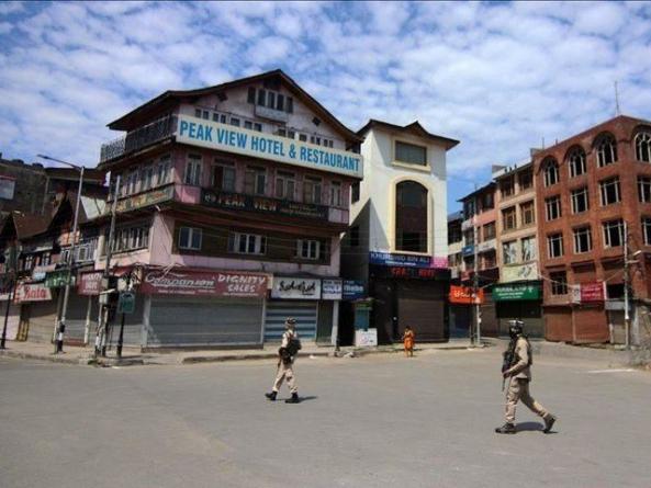 Kashmir is on the brink of genocide, warns American scholar