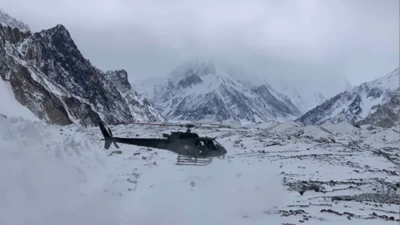 Pakistan to spare no Effort to Trace Missing K2 Climbers