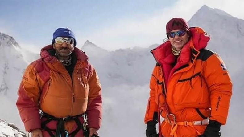 Mountaineer Muhammad Ali Sadpara's son says Chances of Father's Survival on K2 are Slim