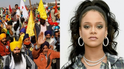 Rihanna Creates Flutter in India with Tweet on Farmer Protests