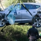 Tiger Woods had Serious Leg Injuries after high-speed Crash