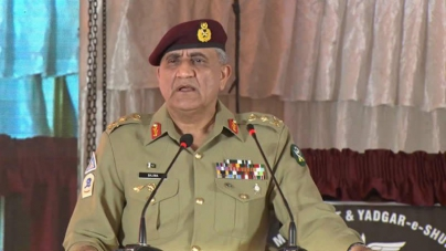 Army Chief Cautions against Hostile Attempt to sow Chaos in Erstwhile Tribal Regions