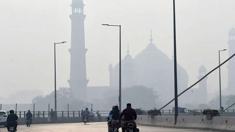 Pakistan is the World's Second Most Polluted Country
