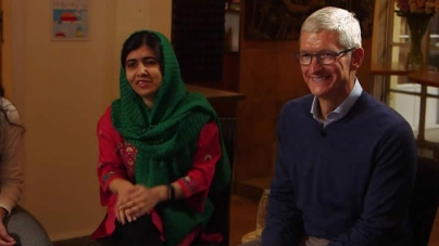Malala Partners with Apple to Produce Dramas, Comedies, Documentaries