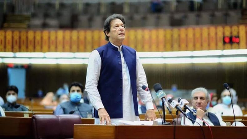 PM Imran to Seek Vote of Confidence from Parliament after Senate Upset