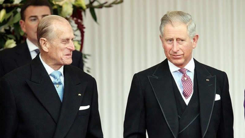 Why Prince Charles is 'confident, happier' after Prince Philip's death