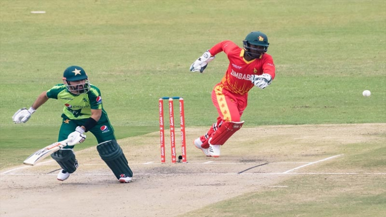 Pakistan Opts To Bat In Third And Final T20I Against Zimbabwe