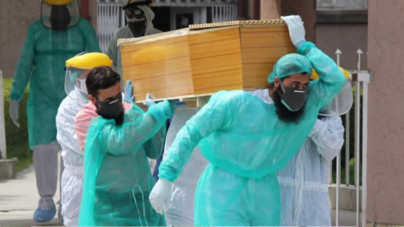 Pakistan registers highest COVID death toll in a single day since June last year