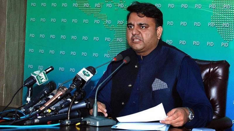 PM appoints Fawad Ch as information minister