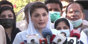 Maryam scolds govt over 'secret talks' with India