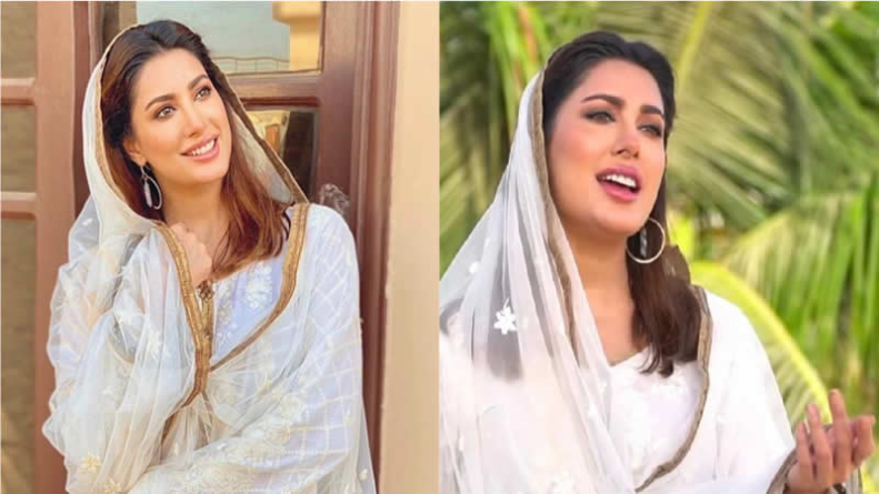 Help Mehwish Hayat decide what to have for iftar