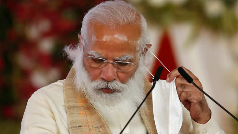 India's top doctor association places Modi at the centre of the country's Covid-19 spread