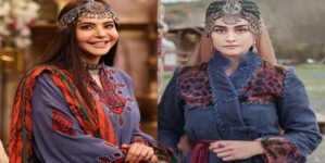 Nida Yasir dresses up as Halime Sultan and the internet is losing it