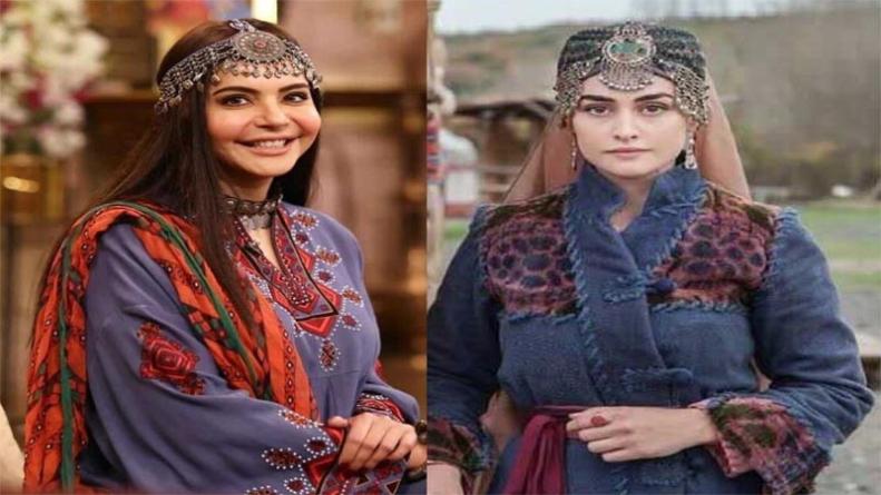 Nida Yasir dresses up as Halime Sultan and the internet is losing it