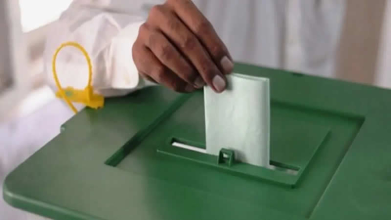 Polling for NA-249-Karachi West-II by-election underway