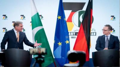Germany to enhance economic ties with Pakistan