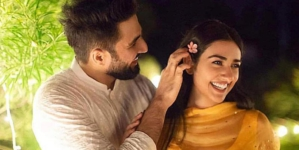 Falak Shabir's post has fans wondering if Sarah Khan's pregnant