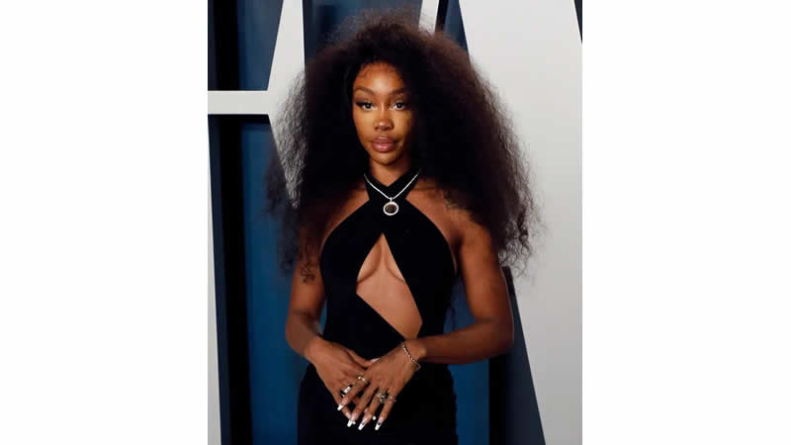 Sza Shows Off Her Natural Hair & Fans Want The Deets On Her Routine