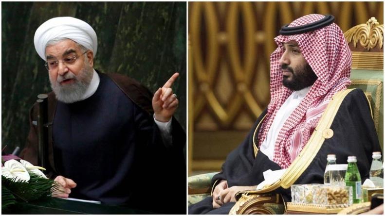Rivals Iran and Saudi Arabia hold talks in Baghdad