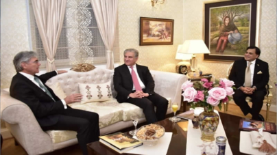 Pakistan to receive 15m Covid-19 jabs under Covax by May: Qureshi